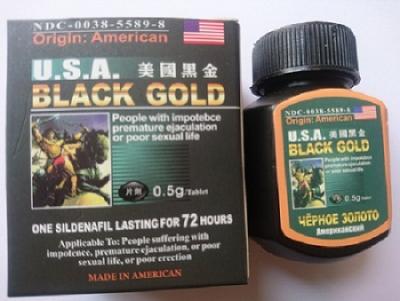 Thuốc cường dường Black Gold ( cao cấp từ USA)